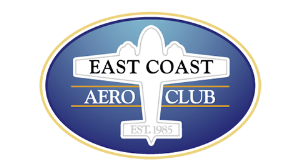 East Coast Aero Club logo