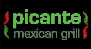 Picante Mexican Grill logo