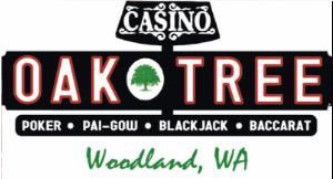 Oak Tree Casino & Restaurant logo