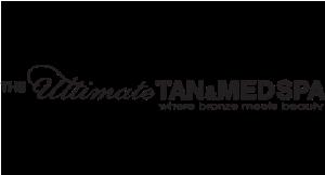 The Ultimate Tan & Med Spa logo