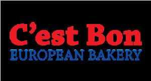 C'est Bon European Bakery logo