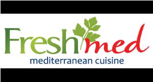 Fresh Med Mediterranean Cuisine logo