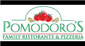 Pomodoro's Family Ristorante & Pizzeria logo