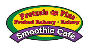 Pretzels Plus Smoothie Cafe logo