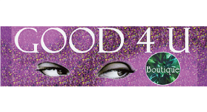 Good 4 U Boutique logo