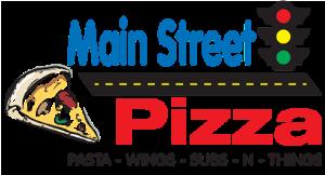 Main Street Pizza logo