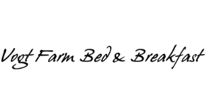 Vogt Farm Bed & Breakfast logo