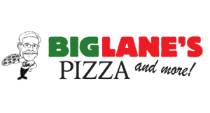 Big Lane's Pizza and More logo