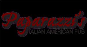 Paparazzi's Italian American Pub logo