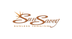 Sun Savvy Sunless Tanning logo
