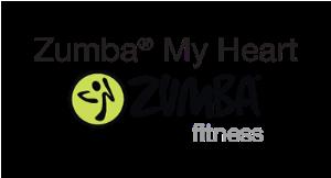 Zumba My Heart logo