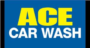 Ace Car Wash logo