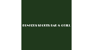 Bunkers Sports Bar & Grill logo
