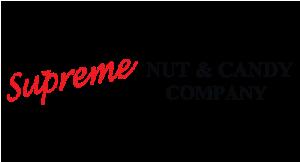 Supreme Nut & Candy Company logo