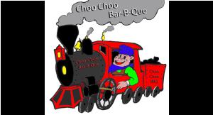 Choo Choo BBQ logo