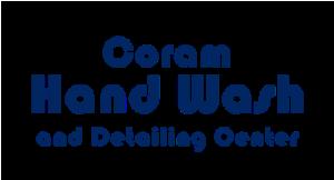 Coram Hand Wash and Detailing Center logo