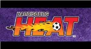 Harrisburg Heat logo
