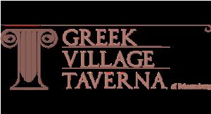 Greek Village Taverna logo