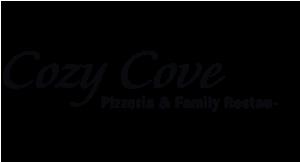 Cozy Cove Pizzeria & Family Restaurant logo