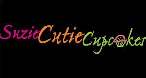 Suzie Cutie Cupcakes & Cakes logo