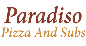 Paradiso Pizza and Subs logo