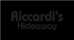 Riccardi's Hideaway logo