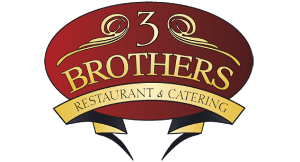 3 Brothers Restaurant & Catering logo
