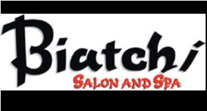 Biatchi Salon and Spa logo