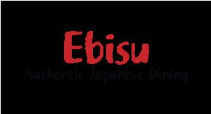 Ebisu Authentic Japanese Dining logo