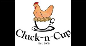 Cluck-N-Cup logo