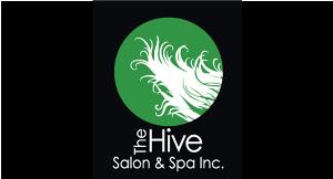 The Hive Salon & Spa Inc. logo
