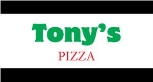 Tony's Pizza York logo