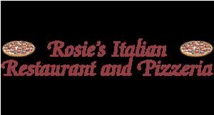 Rosie's Pizza logo