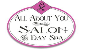 All About You Salon & Day Spa logo