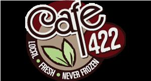 Cafe 422 logo