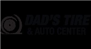 Dad's Tire & Auto Center logo