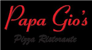 Papa Gio's Pizza Ristorante logo