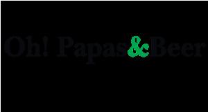 Oh! Papas & Beer logo