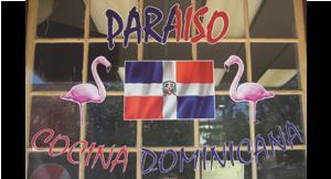 Paraiso Cocina Dominicana logo