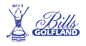 Bill's Golfland logo