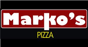 Markos Pizza logo