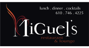 Miguel's Restaurant & Lounge logo