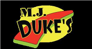M.J. Duke's logo