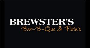 Brewster's Bar-B-Que & Fixin's logo