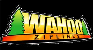 Wahoo Zip Lines logo