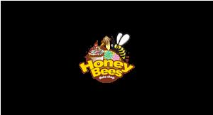 Honey Bees Bake Shop logo