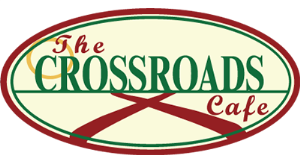The Crossroads Cafe logo
