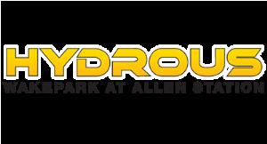 Hydrous Wakepark logo