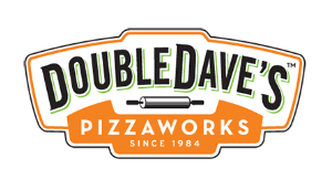 Double Dave's Pizza Works logo
