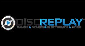 Disc Replay logo